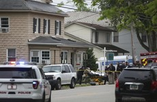 Armed man kills new police chief and two nursing home staff before being found dead
