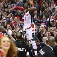 John Wall and the Wizards force game 7 against Celtics