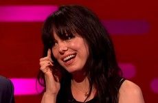 Imelda May told the most Irish family holiday story on Graham Norton last night