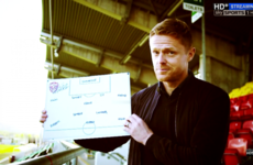 Damien Duff picked a strong One To Eleven side... and there's plenty of Irish representation