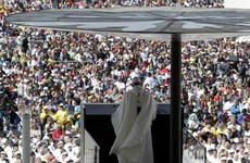 Pope Francis makes Fatima child shepherds saints