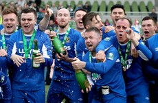 All-conquering Sheriff YC bag fourth FAI Junior Cup in six years