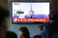 US calls for tougher sanctions after North Korea fires ballistic missile