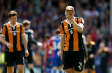 Hull relegated from the Premier League after heavy loss to Palace