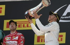 Hamilton overtakes Vettel to win thrilling Spanish Grand Prix