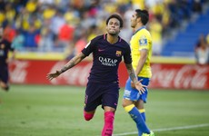 Neymar was in absolutely inspired form today as Barca eased to victory in La Liga