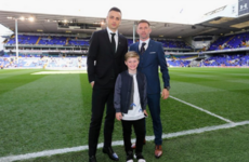Robbie Keane among four Irish players honoured at White Hart Lane farewell
