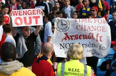 Wenger urges Arsenal fans not to boycott Sunderland game in protest over his future