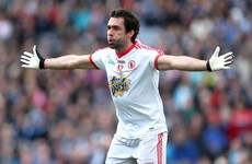 'I have to accept the reality' - Injury forces Tyrone All-Ireland winner McMahon to call it a day