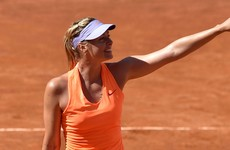 Maria Sharapova's comeback gathers pace as she secures place in Wimbledon qualifiers