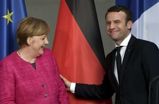 These two EU heavyweights met today (and they want even more eurozone integration)