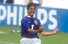 The child that inspired THAT Bebeto celebration has joined Portuguese club Sporting