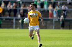 Antrim forward hit with 48-week ban for 'deliberately giving false evidence'