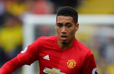Smalling unfazed by questioning of his bravery by Mourinho