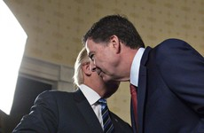 'I hope you can let this go' - Leaked memo claims Trump asked Comey to drop FBI probe