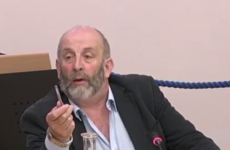Danny Healy Rae says people who eat big meals and drive are a 'danger on the roads'