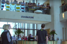Scottish financial giant Standard Life says Dublin will likely be its new EU base