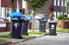 Bin companies have started to charge for heavy bins without the government's agreement