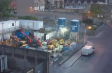 'It's impossible to get any rest': Dublin residents frustrated at late-night Luas works