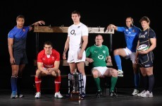 Here are the 10 players most likely to influence the 6 Nations Championship