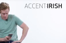 This guy put Siri to the test with the thickest of Irish accents