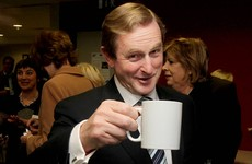 AS IT HAPPENED: Enda Kenny confirms he will step down as Fine Gael leader at midnight