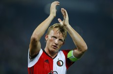 'All my dreams have come true' - Fairytale ending for Dirk Kuyt as he announces retirement