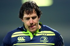Leinster lock's France move is off as Mike McCarthy is forced to retire due to injury