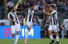 Juventus close in on historic treble with Coppa Italia triumph