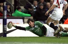 6 Nations golden moments: Shaggy snatches the Triple Crown in 2006