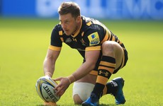 Former Leinster star Gopperth in awards clean sweep