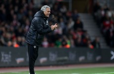 'Don't kill me' for playing kids, says Mourinho