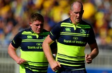 'Dev will give us good impact' - Toner dropped by Leinster for semi-final
