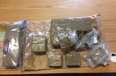 Gardaí seize almost €800,000 worth of cannabis in two operations