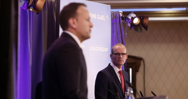 Day Five: Leo Varadkar still ahead but Simon Coveney's not backing down