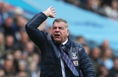 Big Sam wants a sin bin, rather than 'utter rubbish' new retrospective bans for diving