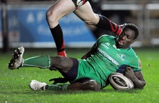 Adeolokun, Healy and Dillane back in Connacht 23 for Saints play-off