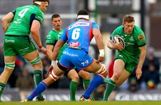 Connacht left frustrated by EPCR registration issue before play-off