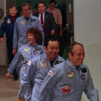 On this date: Challenger space shuttle explodes after take-off