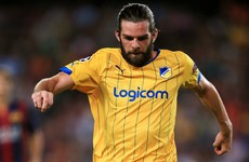 Cillian Sheridan on Ireland chances: 'Unless you're an established player it's going to be different'