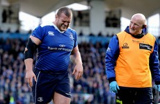 Jack McGrath may need x-ray after worrying arm injury in Leinster defeat