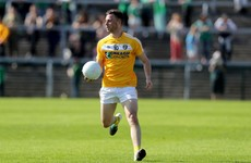 One day after being cleared of suspension, Matthew Fitzpatrick named to start for Antrim