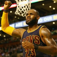 LeBron and the Cavs embarrass Celtics for 2-0 series lead