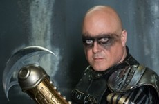 Dara Ó Briain is now aware that he has a lookalike on the hit US TV show Gotham