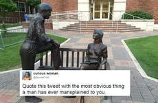 Women have been sharing the worst examples of mansplaining they've ever encountered