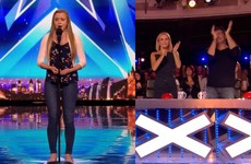 A 14-year-old singer from Meath blew away the judges on Britain's Got Talent last night