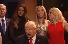 Alec Baldwin hinted that last night was his final performance as Donald Trump on SNL