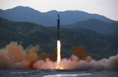 North Korea has just test-fired yet another missile