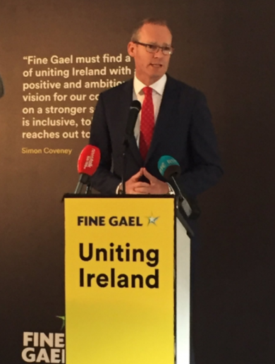 Coveney defiant: 'I think there is a lot of annoyance amongst the FG membership'