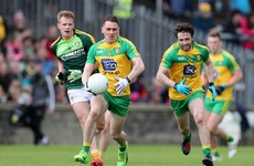 Paddy McGrath among the goalscorers as Donegal blitz Antrim to advance in Ulster